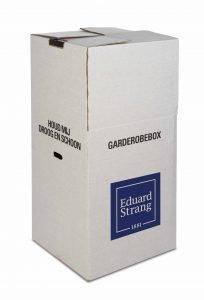 Garderobebox Eduard Strang Verhuizingen